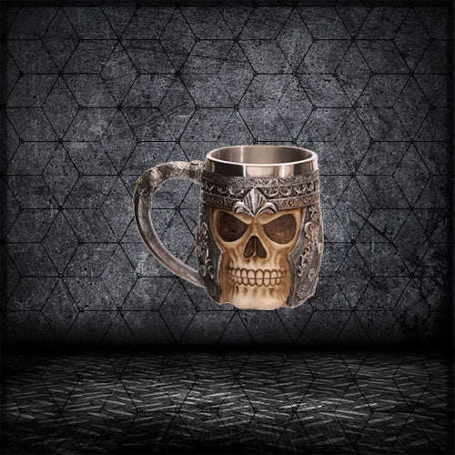 Skull Mugs Glasses