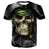 Skull Pirate T-Shirt