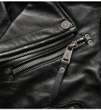 Cow Leather  Motorcycle Vest