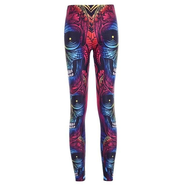 Macabre Fitness Leggings