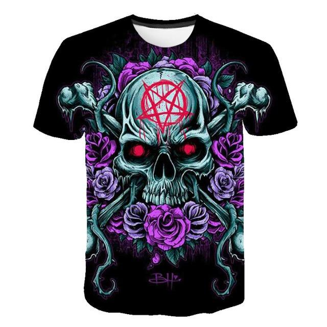 Skull Cross-bone T-Shirt