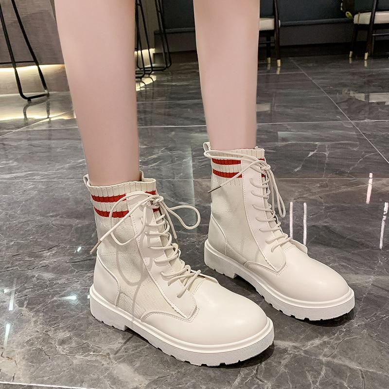 Punk Gothic Ankle Boots