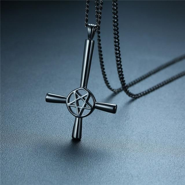 Pentagram Star Necklace