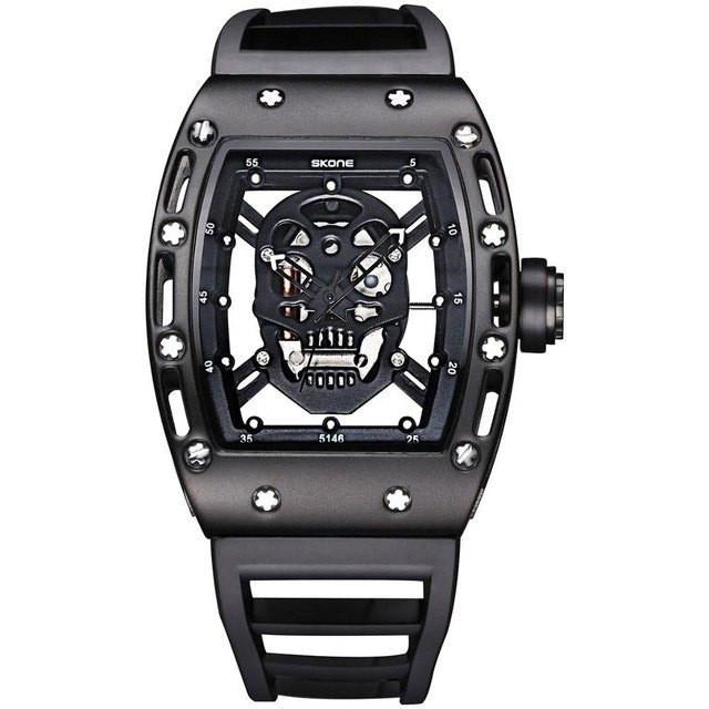 Shock & Water Resistant Skull Watch - Skullflow