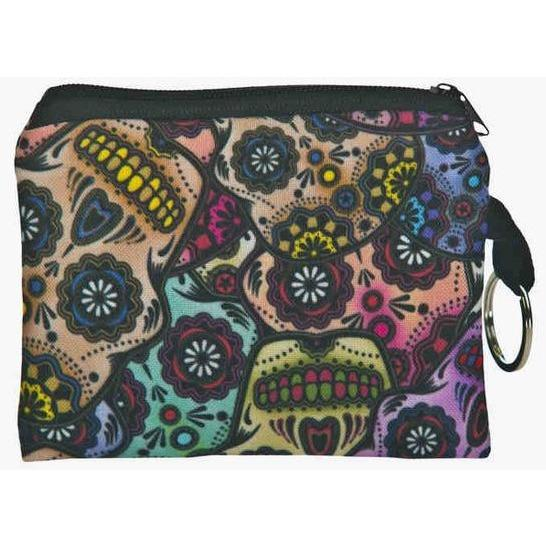 Mexican Skull 3D Coin Purse - Skullflow