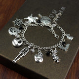 Nightmare Before Christmas Charm Accessories - Skullflow