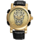 Pirate Skeleton Skull Luxury Sports Watch - Skullflow