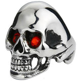 Skull Ring Stainless Steel Soldier Mix Color - Skullflow