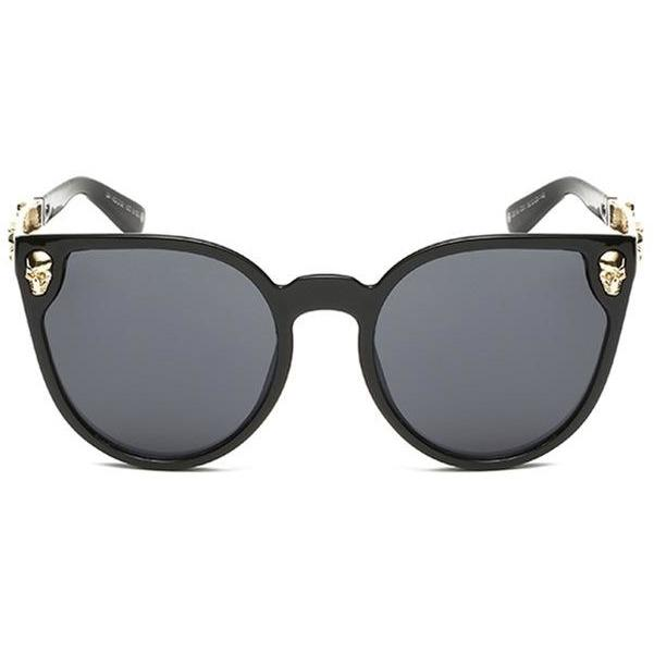 Gothic Skull Cat Eye Sunglasses - Skullflow