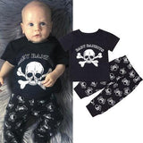 Baby Bandits 2pcs Outfit - Skullflow