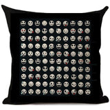 Skull Jack Decorative Pillowcase - Skullflow