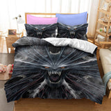 Gothic Dark Fang Bedding Set