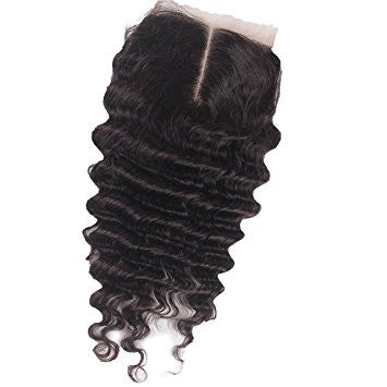 8A DEEP WAVE LACE CLOSURE