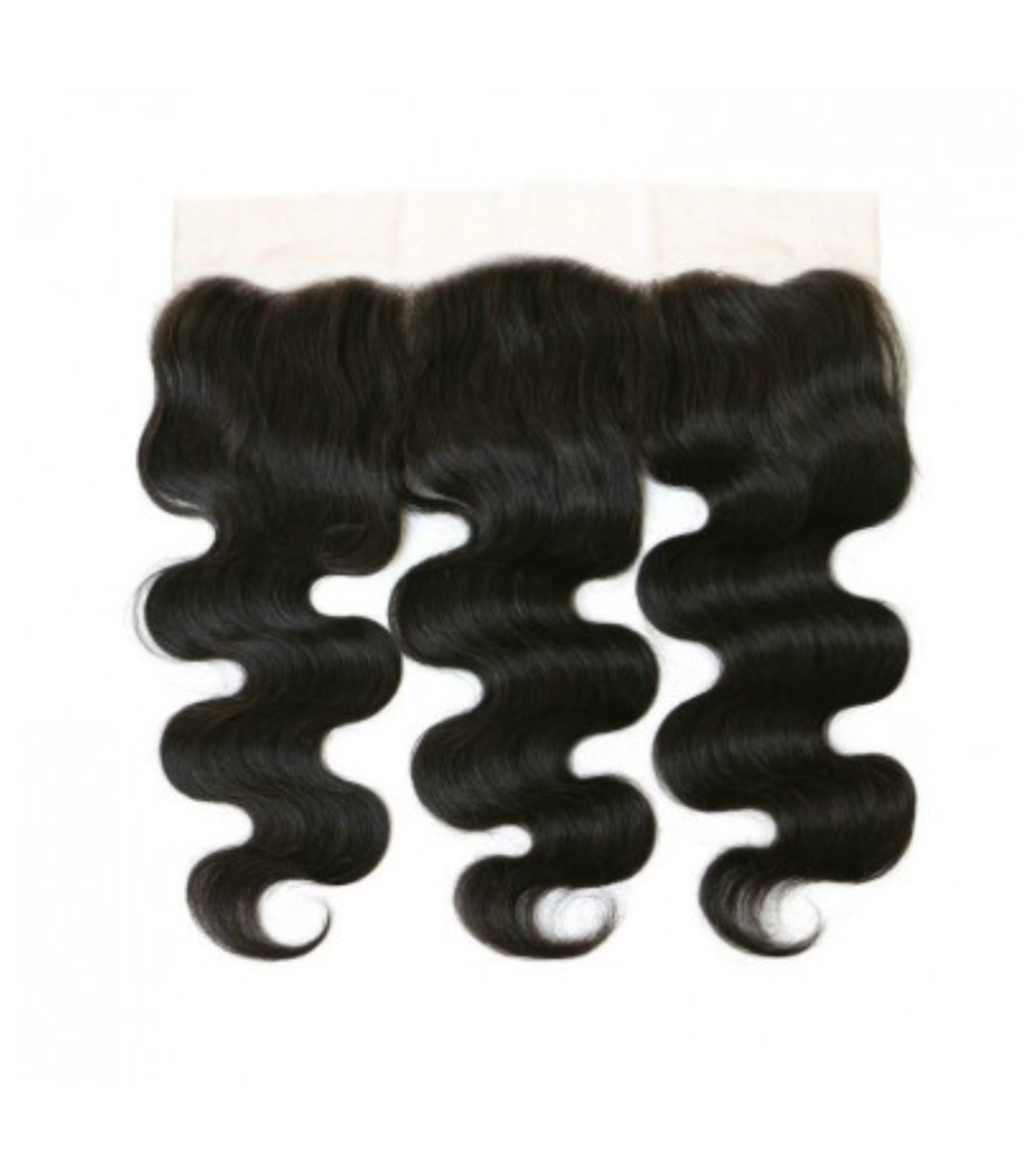 8A BODY WAVE EAR-TO-EAR LACE FRONTAL