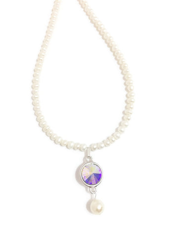 Freshwater Pearls Necklace - Ziya