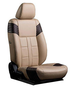 Becart datsun go+ car seat cover (SC 42)