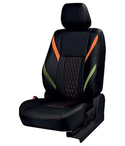 Becart datsun go+ car seat cover (SC 39)