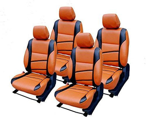 Becart datsun go+ car seat cover (SC 99)