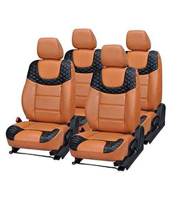 Becart datsun go+ car seat cover (SC 38)