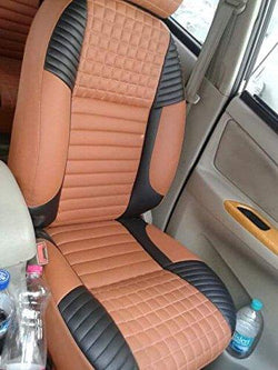 Becart datsun go+ car seat cover (SC 46)
