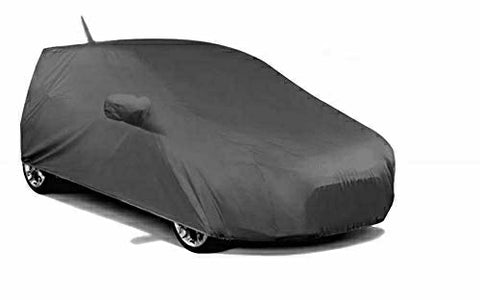 korien grey Skoda Fabia car cover with mirror and antenna pocket