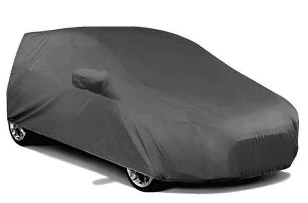 korien grey hexa car cover