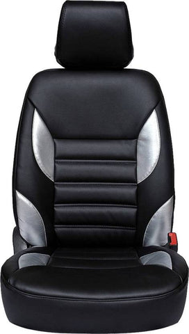 Becart datsun go leatherite car seat cover (SC 2)
