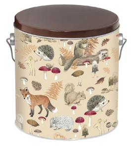 1 Gallon - Woodland Creatures