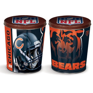 3.5 Gallon - Chicago Bears