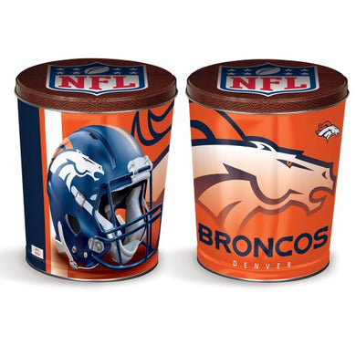 3.5 Gallon - Denver Broncos