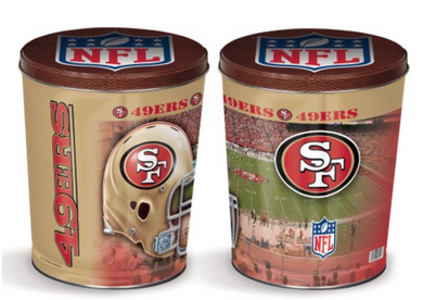 3.5 Gallon - San Francisco 49ers