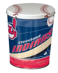 3.5 Gallon - Cleveland Indians