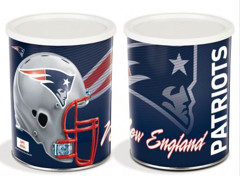 1 Gallon - New England Patriots