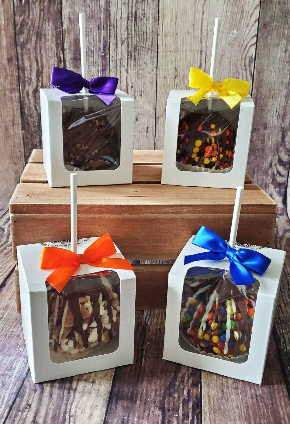 Gourmet Apples - Walk MS