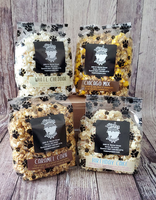 Gourmet Bagged Popcorn - CFWC