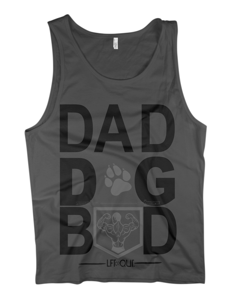 Men's Dog Dad Tank Top