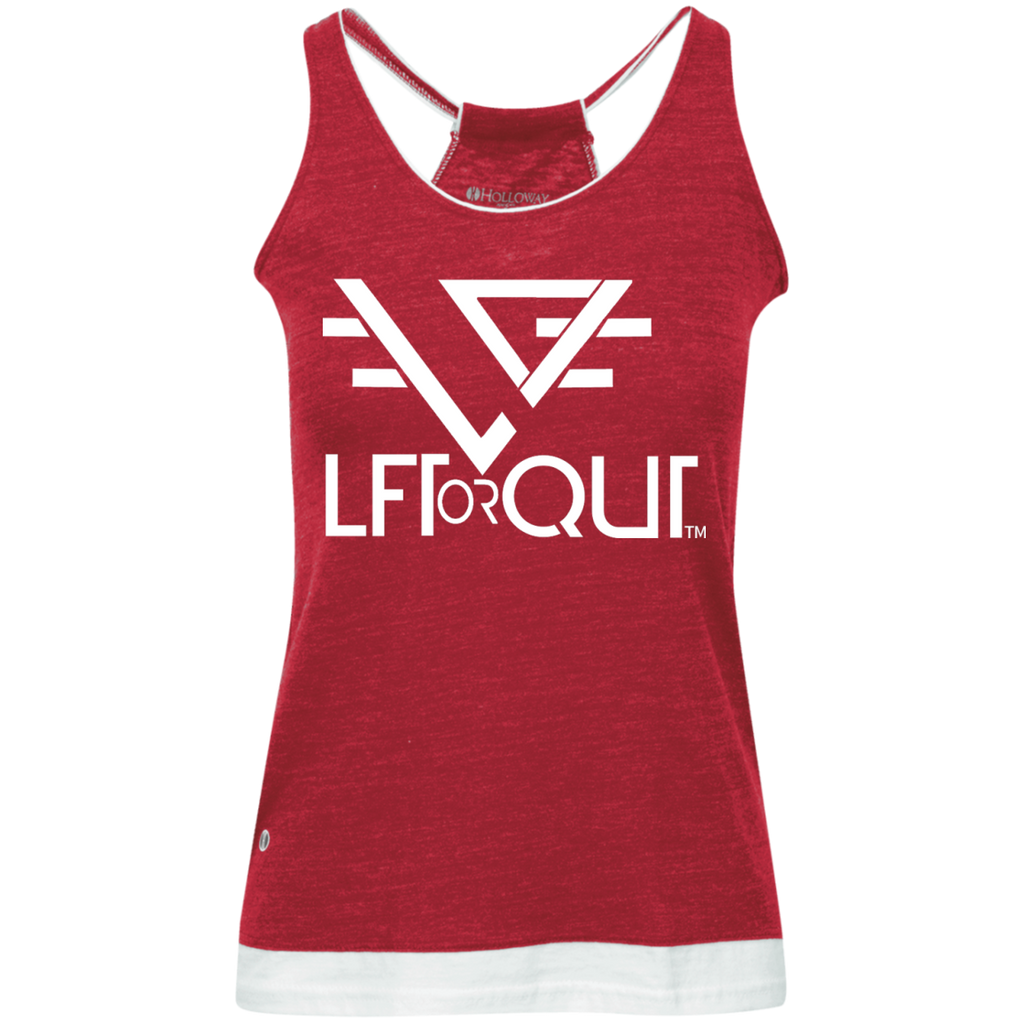 Women's Heather Vintage Tank