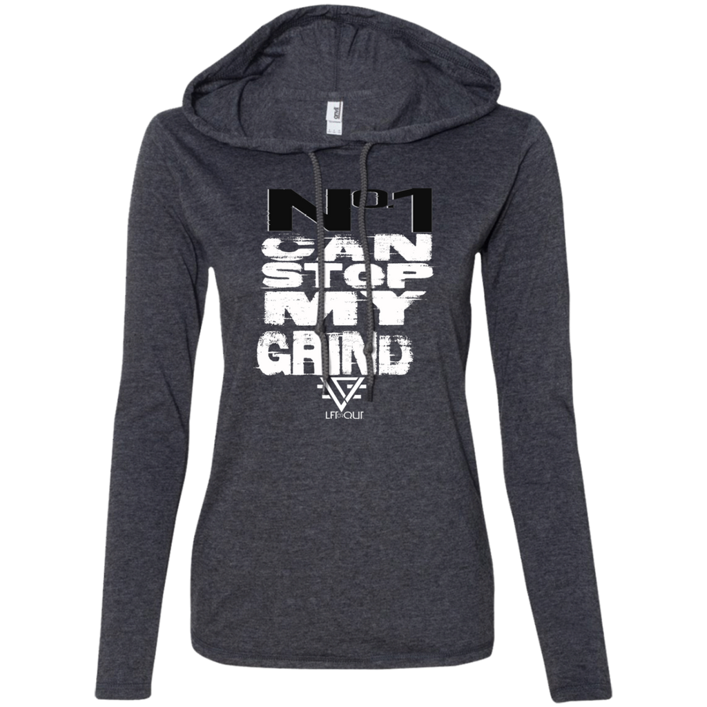 Women's No1 Can Stop My Grind Light weight Hoodie