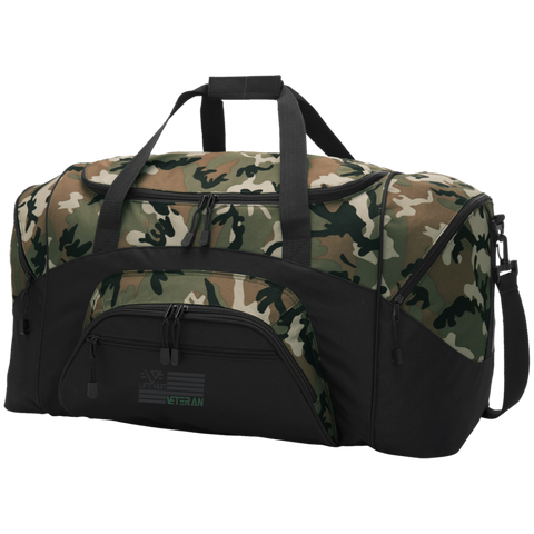 VETERN OVERSIZED DUFFLE - liftorquitapparel