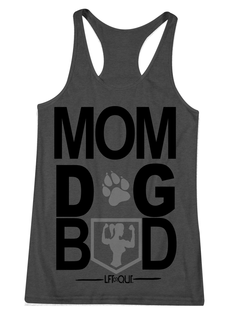 Women's Dog mom Racerback Tank