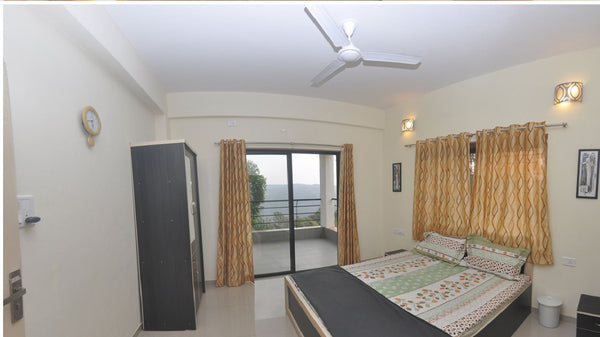 3BHK AC (+1child bedroom) Villa (Hill View ) (Bungalow No -  # 1)