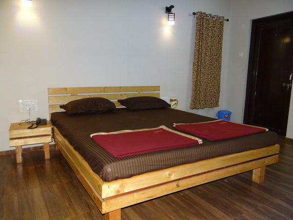 Chandoli National Park- Stay in Deluxe AC Room, All meals, Jungle Safari & More!