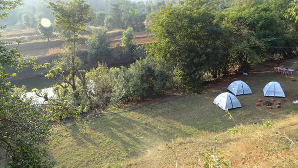 Tapola (Mini Kashmir) : Stay in River side Tent or Room, BBQ, Night Camp Fire with Music
