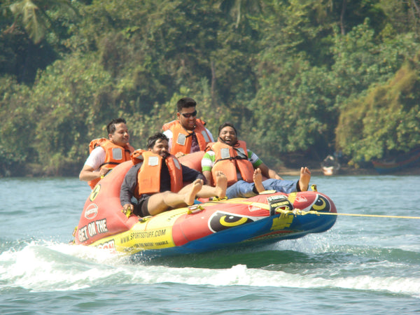 Tarkarli: Scuba Diving & Adventure Water Sports.