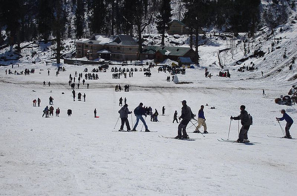 Shimla-Manali Honeymoon special (Leisurely 6N/7D): Stay in 3 Star Hotel, Shimla-Manali sightseeing by private vehicle & More!