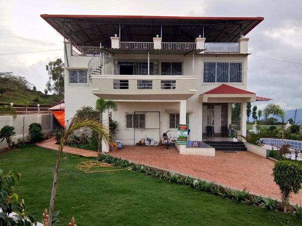 4BHK Non-AC Villa (Dam View) (Bungalow No -  # 3)