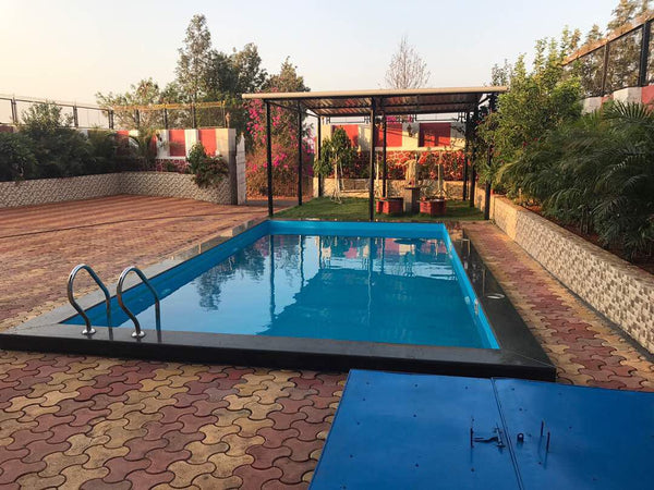 6BHK AC  Villa with swimming pool (Bungalow No -  # 4)