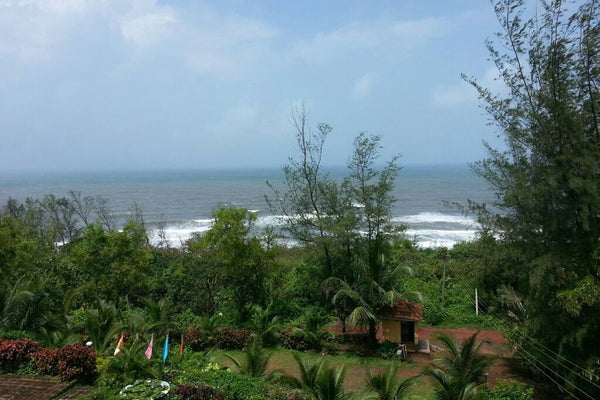 Ganpatipule: Sea View Stay at Oceano Retreat.