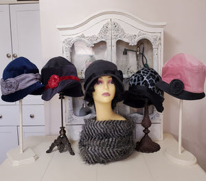 Cloche Hat Collection