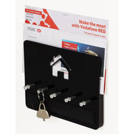 Amadour Wall Key Chain Holder - Bluewud